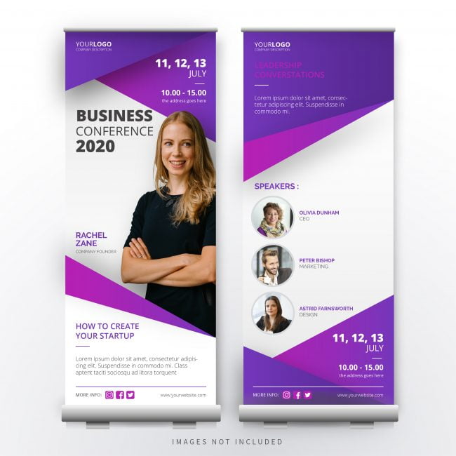 Banner Business Conference
