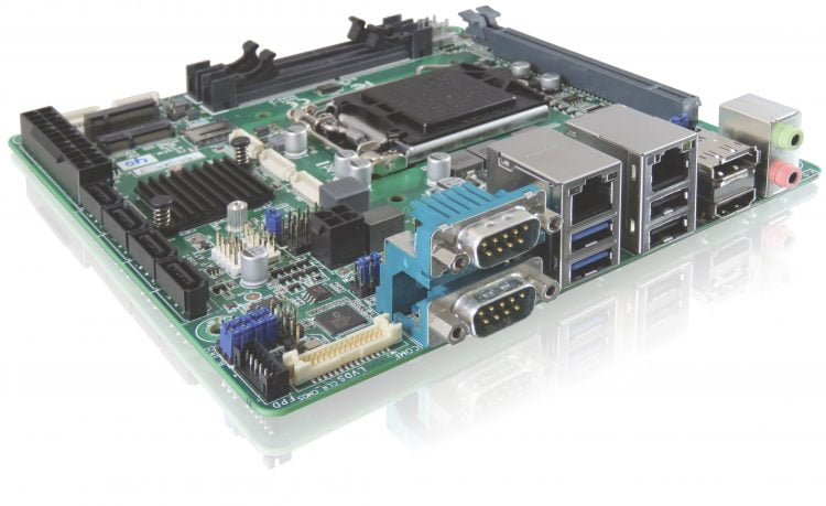 Mini-ITX (Information Technology Extended)