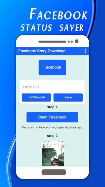 Save Story for Facebook Stories